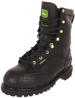 John Deere Kids Mens JD9350 Work Boot: Shoes