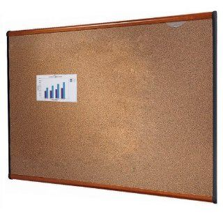 Quartet Prestige Colored Cork Bulletin Boards, 4 x 3 Feet