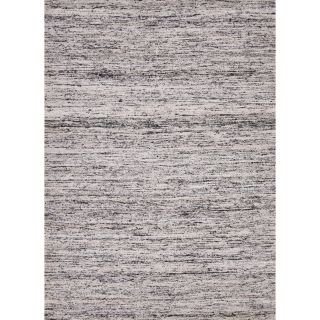 Flat Weave Solid Gray/ Black Rug (2 x 3) Was $48.99 Sale $38.69