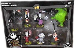 Disney Tim Burtons Nightmare Before Christmas Figurine