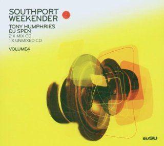 Southport Weekender, Vol. 4 (Tony Humphries & DJ Spen