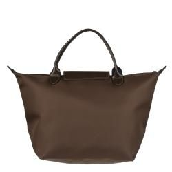 Longchamp Planetes Nylon Tote Bag