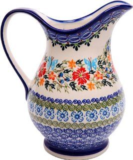 Polish Pottery Ceramika Boleslawiec, 0204/238, Pitcher K