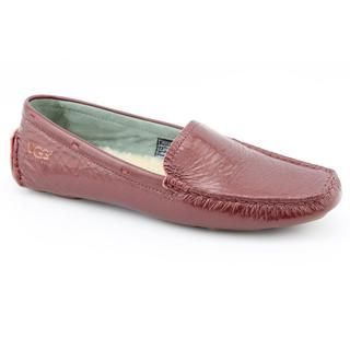 Ugg Australia Womens Sightsee Patent Leather Casual Shoes (Size 7.5