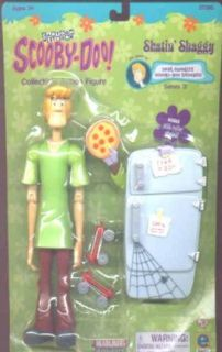 Cartoon Network Scooby Doo! Skatin Shaggy Collectible