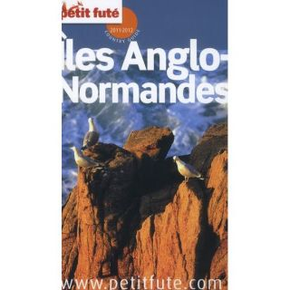 GUIDE PETIT FUTE ; COUNTRY GUIDE; îles anglo no  Achat / Vente