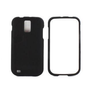 Premium Samsung Galaxy S II Black Protector Case