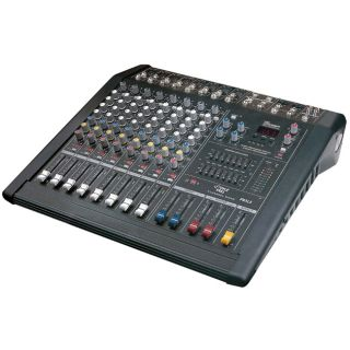 PylePro 8 channel Power Mixer