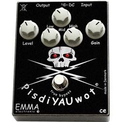 Emma Electronic PisdiYAUwot Metal Distortion Guitar