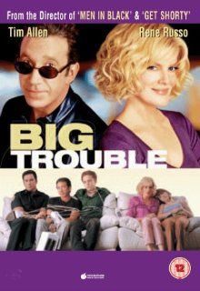 Big Trouble [VHS] Tim Allen, Rene Russo, Stanley Tucci
