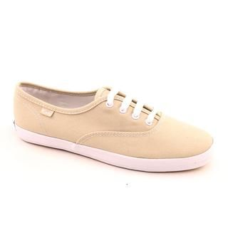 Keds Womens Champion Oxford CVO Canvas Casual Shoes Wide