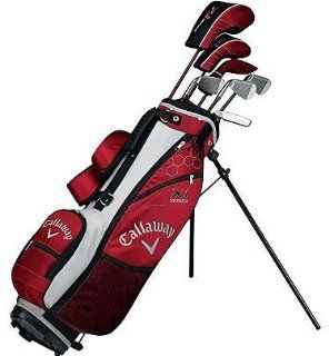 Callaway XJ Series Junior Boys Package Set (Ages 9 12