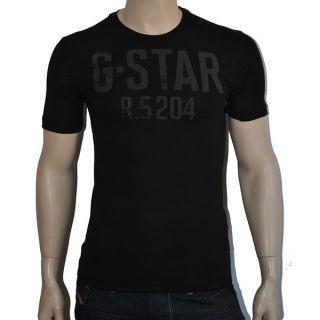 shirt G star, manche courte, coupe cintré, G star R.5 204 à la