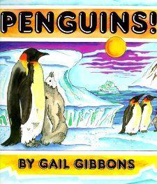 Penguins!: Gail Gibbons: 9780823415168: Books