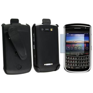 Swivel Holster w/ Screen Protector for Blackberry Curve 8900