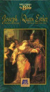 Mysteries of the Bible Joseph & Queen Esther Movies & TV