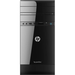 HP p2 1310 H3Y72AA Desktop Computer   AMD E Series E2 1800 1.70 GHz