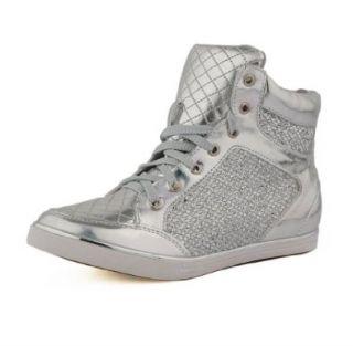 best boots Damen Sneaker HighTop Turnschuhe Sportschuhe Hochschaft