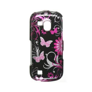 Luxmo Samsung Continuum I400 Pink Butterfly Protector Case