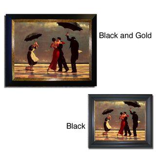 Vettriano Singing Butler Framed Canvas Art