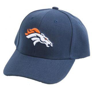 Denver Broncos NFL Velcro Hat