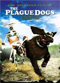 The Plague Dogs Christopher Benjamin, John Bennett, James