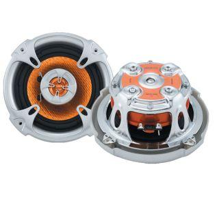 MDSound 6.5 inch 2 way 400 watt Car Stereo Speakers