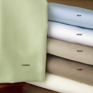 Egyptian Cotton 400 Thread Count Sateen Duvet Cover Set
