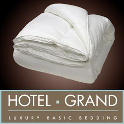 Hotel Grand Oversized Luxury 400 Thread Count Down Alternative