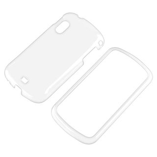 Clear Snap on Crystal Case for Samsung Stratosphere i405