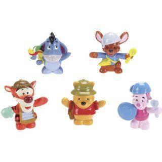 Disney Winnie das Puuh und Freunde 5 Figuren Geschenkbox