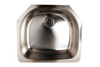 FrankeUSA Undermount Stainless Steel Kitchen Sink