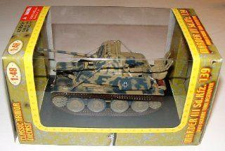 MARDER III Sd.Kfz. 139 die cast  HEIDL CAMO VARIANT  Toys & Games