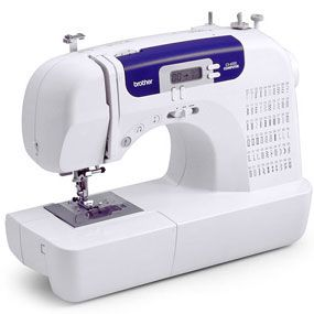 Brother CS6000 Computerized LCD Sewing Machine (Refurbished