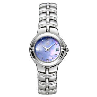 ESQ Muse Womens Blue Mother of Pearl Dial Quartz Watch
