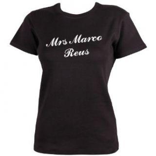 Mrs Marco Reus T shirt by Dead Fresh Bekleidung