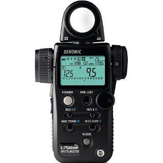 Sekonic L 758 DR Digitalmaster inkl. RT 32 Modul: Kamera