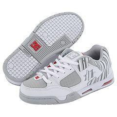 DC Command White/Armor/Athletic Red