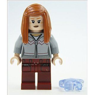 LEGO Harry Potter   Figur Ginny Weasly aus Set 4840 + Stern: