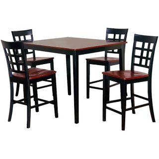 Felix 5 piece Counter Height Dining Set
