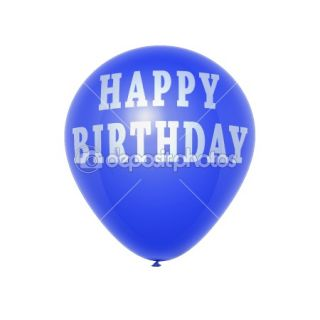 Happy birthday balloon  Stock Photo © Mark hegedus #1393864