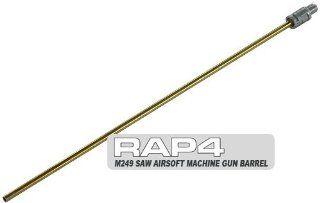 M249 SAW Airsoft Machine Gun Barrel   airsoft gun Sports