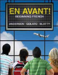 En Avant!: Beginning French (Hardcover) Today: $170.27
