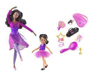 Barbie   S.I.S.   So In Style   Chandra & Zahara Doll Set   ( Afro