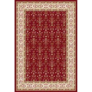 Alexa Austin Oriental Persian Red Rug (53 x 79)