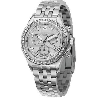 Zodiac Womens Air Dragon Stainless Steel Watch