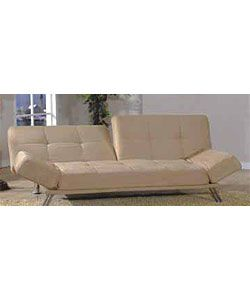 Six position Micro suede Sofa Bed/ Loveseat