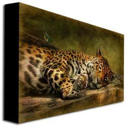 Lois Bryan Wake Up Sleepyhead Canvas Art