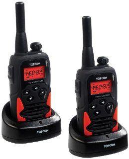 Topcom Twintalker 9500 PMR Funkgeräte Set nach IPX2: