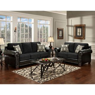 Enitial Lab Charlotte Sofa and Loveseat Set